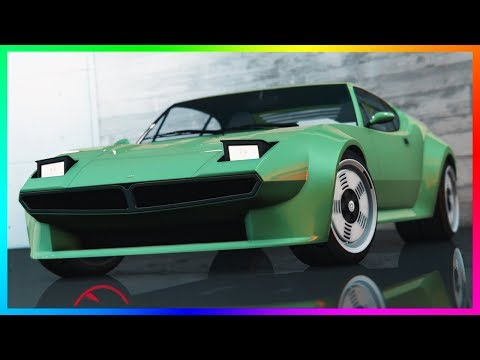 GTA Online NEW DLC Vehicle Released Spending Spree – Lampada