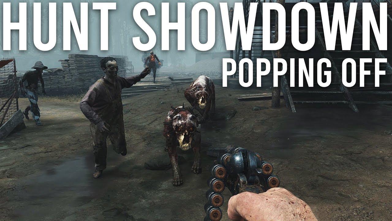 Hunt Showdown ist gerade im Kommen + video