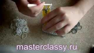 Как плести браслеты из резинок лучшие идеи и мастер классы с фото 0 1435076571446