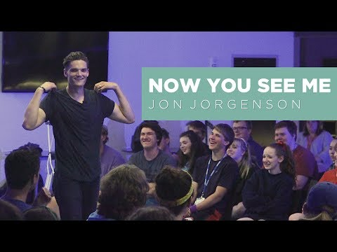 Now You See Me | Jon Jorgenson