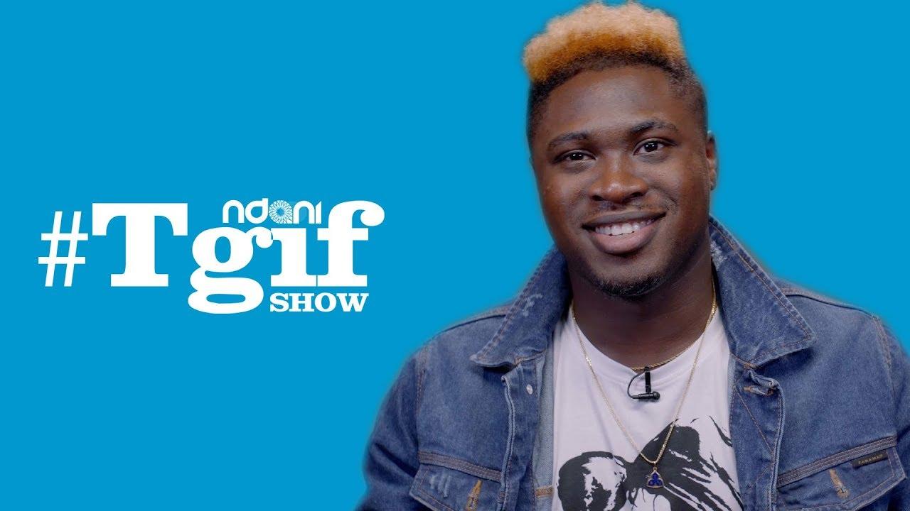 Jeff Akoh on the NdaniTGIFShow