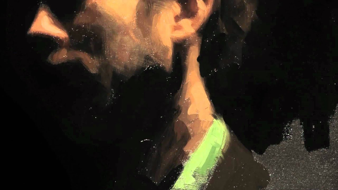 Casey Baugh Self Portrait Demo Art Video Unlayered