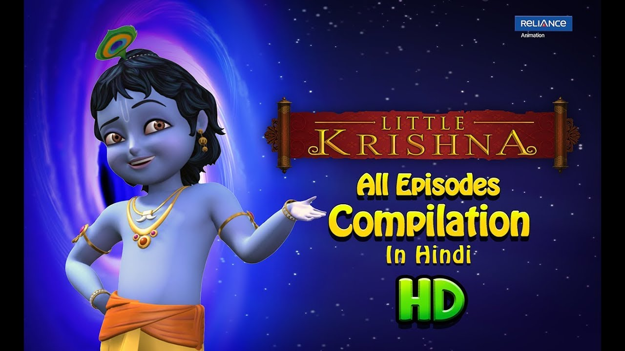 Download Little Krishna | Compilation - All Episodes
