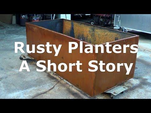 Rusty Planters a Short Story v74