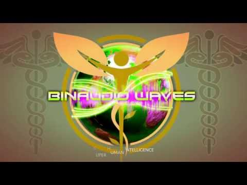 Super Human Intelligence -- Theta Delta Binaural Biokinesis Brain Waves Frequencies