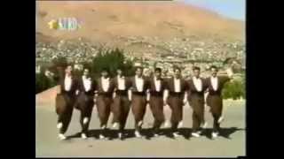 Kurdish halay dance