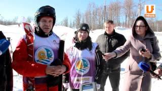 U news.  Лыжный спорт помогает детям-аутистам адаптироваться в обществе(Подписывайтесь на страницу U News ВКонтакте - http://vk.com/unews Смотрите на http://utou.ru https://twitter.com/utv_tv., 2015-03-18T09:21:41.000Z)