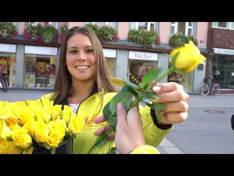 Rosen für die besten Hörer der Welt!