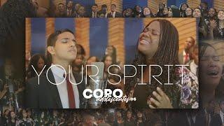 Your Spirit - Español Tasha Cobbs - Coro de adolescentes Distrito 5