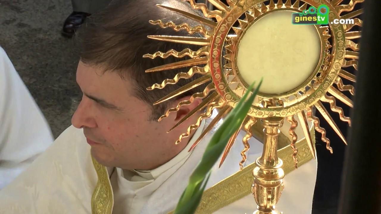 Corpus Christi 2017 en Gines (COMPLETO)