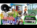 Jingle Speaker Pedagang Jualan Keliling