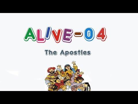 AO 4  The Apostles