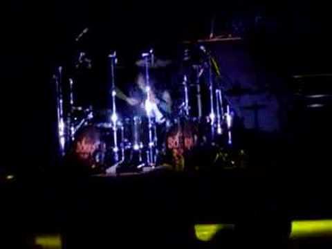 slaughter summerfest 07 drum solo