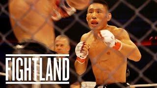 Awakening Martial Arts In Modern China: Fightland Worldwide