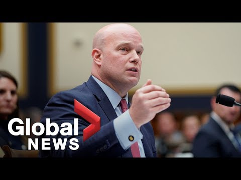 HIGHLIGHTS: Whitaker testifies Mueller will finish his investigation (Part 2)