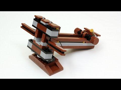 Working LEGO Ballista