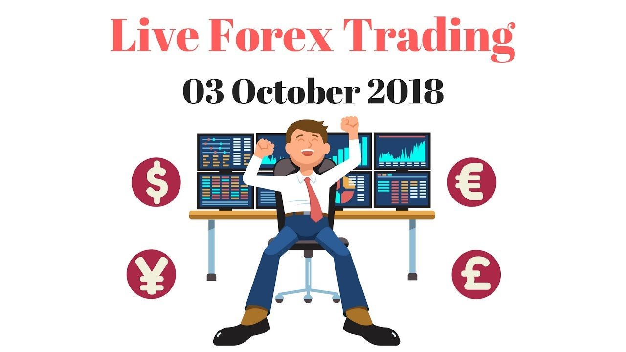 Forex Market Analysis 03 October 2018 - Swing Trading + ALM