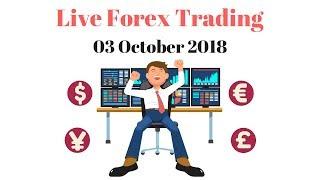 Forex Market Analysis 03 October 2018 - Swing Trading + ALM