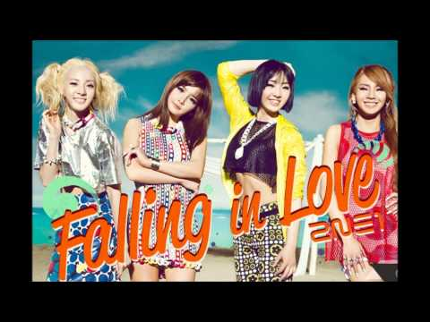 [AUDIO] 2NE1 - Falling in Love + DL (4shared.com)