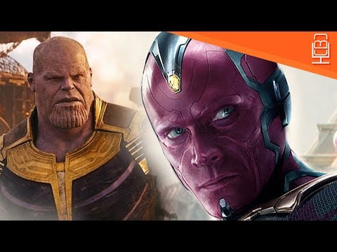 Vision's Story is like a Horror Film in Avengers Infinity War