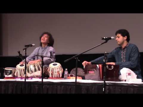 Mahesh Kale and Zakir Hussain -  Abir Gulal