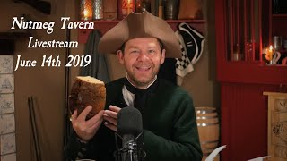 Gin and Tonic - Live From the Nutmeg Tavern!