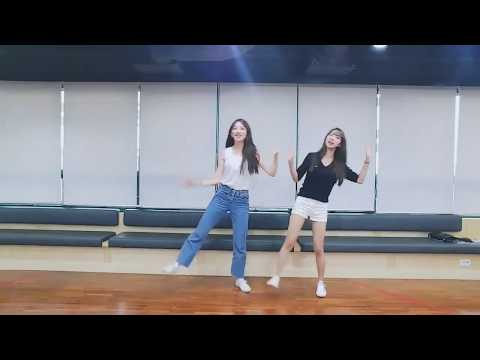 WJSN (Eunseo And Yeoreum) Dance GFRIEND - Sunny Summer