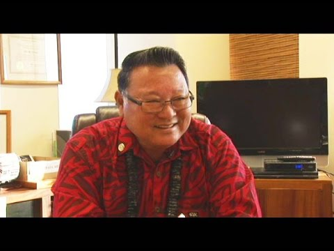 Maui Mayor Alan Arakawa on New Administration - by Wendy Osher, Dec. 2014