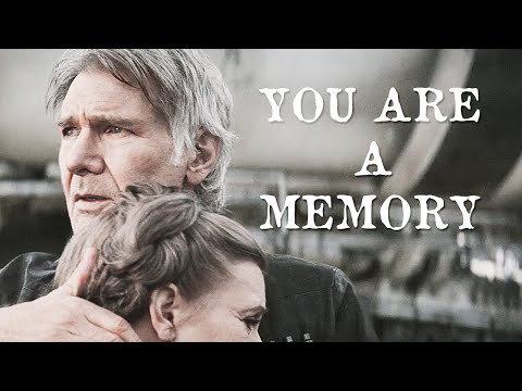 you are a memory • han solo