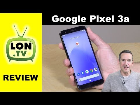 Google Pixel 3a Smartphone Review - Camera, Performance, Gaming, Battery Life and More!