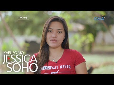 Kapuso Mo, Jessica Soho: Ang road to forever ni Jenny