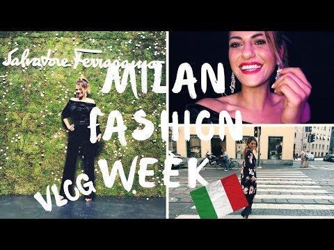 MFW VLOG: Bella Hadid, Anna Dello Russo και Ferragamo show στην Εβδομάδα Μόδας του Μιλάνου!
