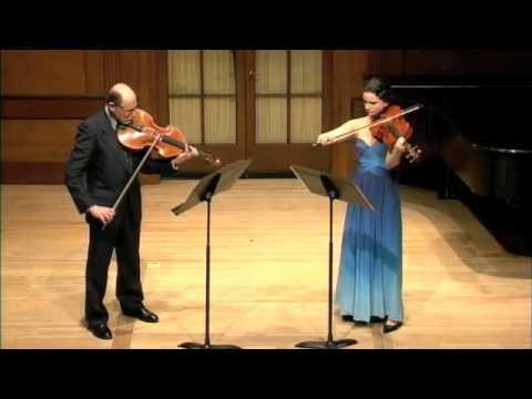 Bridge Lament For 2 Violas-Michael Tree And Marina Thibeault
