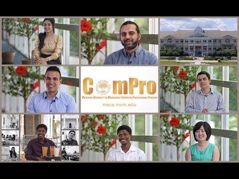 NEW: MUM Computer Professionals Master's Program: Student & Alumni Comments