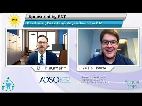 Luke LaLiberte of the ADSO and Deb Bridges of Paradise Dental Technologies (PDT) - Episode 7