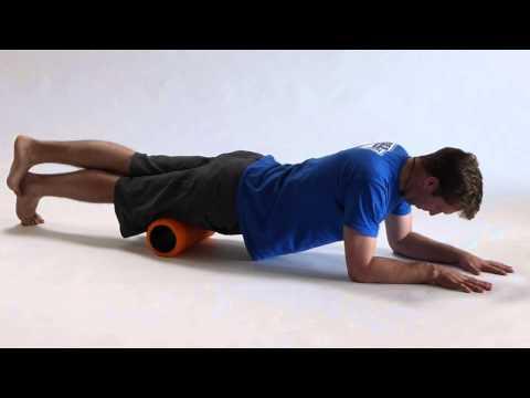 Quads foam roller self treatment - Stronger