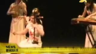 """CQTV:""""彩蝶女乐""""赴委内瑞拉国家大剧院演出"""