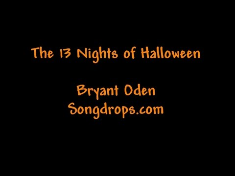 Funny Halloween Song: The 13 Nights of Halloween - YouTube