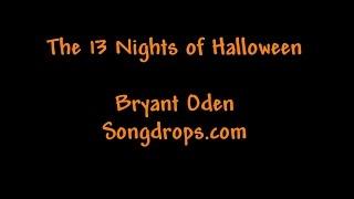 Funny Halloween Song: The 13 Nights of Halloween