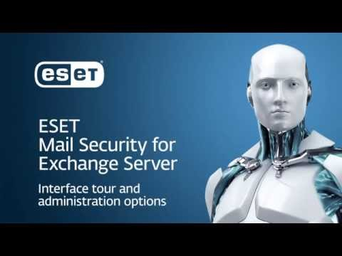 ESET Mail Security for Microsoft Exchange – Antimalware, antispam, antiphishing