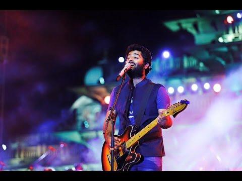 ENNA SONA | ARIJIT SINGH  | A.R. Rahman | New Live Performance 2017 | OK Jaanu