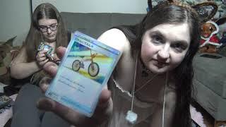 Courtney  Abby Pokemon Shining Star V Booster Pack Opening 2