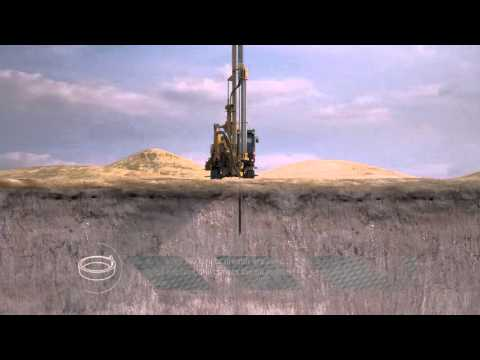 Cat® Drills Top Hammer Drilling Method Explained