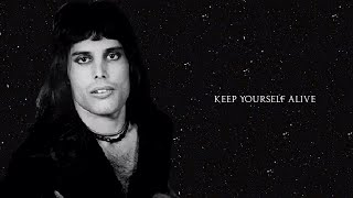 Freddie Mercury Anthology Keep yourself alive.mp3