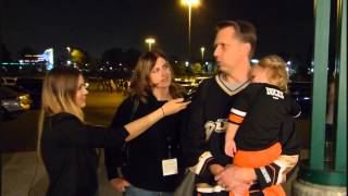 Anaheim Ducks vs Los Angeles Kings Freeway Faceoff February 2013 Part 3