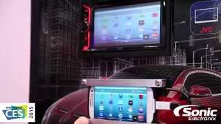 JVC Multimedia Car Stereos | CES 2015
