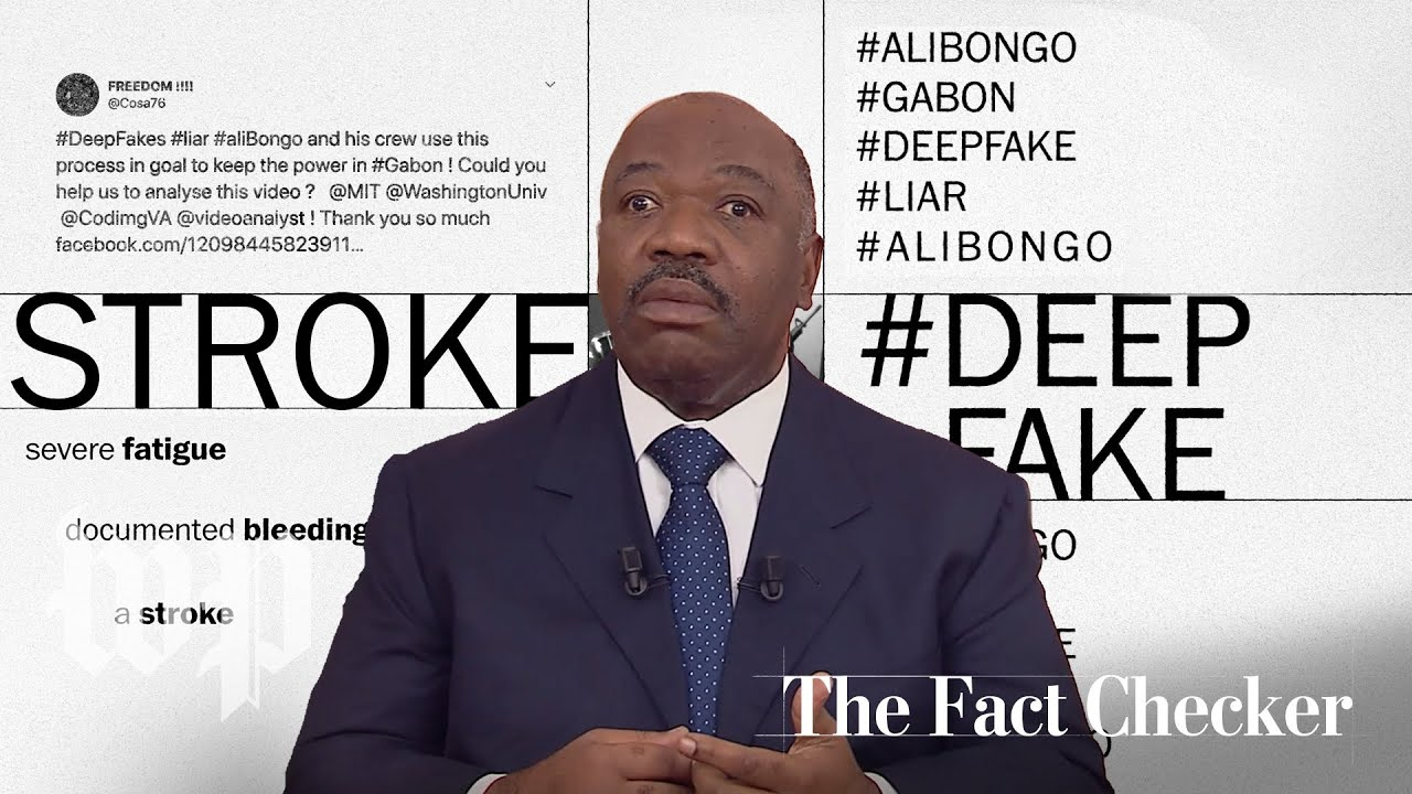 The suspicious video that helped spark an attempted coup in Gabon | The Fact Checker