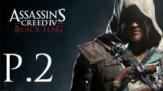 Assassin's Creed IV Black Flag 100% Walkthrough Part 2