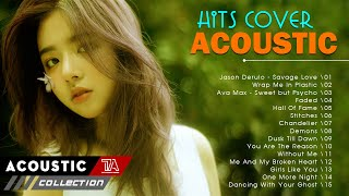 Greatest Hits Acoustic Love Songs 2021 Collection ♥ Music Acoustic Cover Of Popular Songs 2021