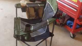 Cabelas Big Boy Folding Chair Review 5-09-2015